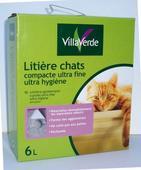 litiere chat villaverde